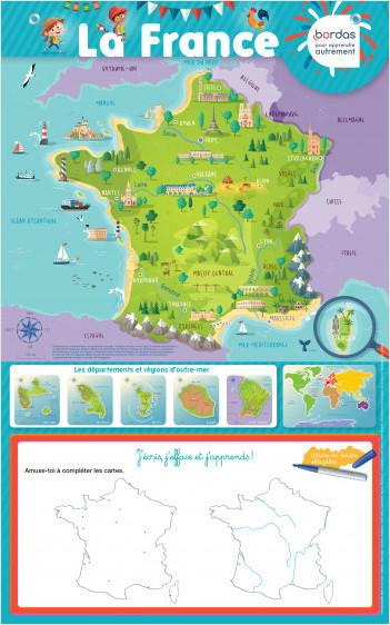 Les Posters-ardoises - La France