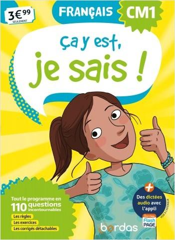 Ça y est, je sais ! - Français CM1