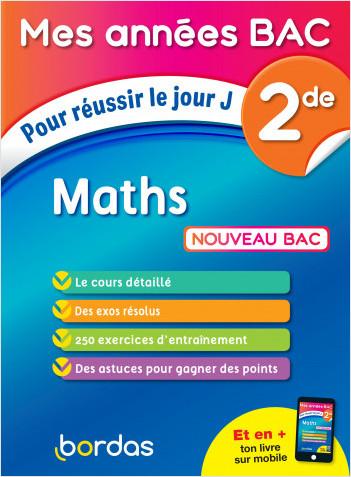 Mes années BAC - Maths 2de