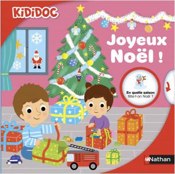 Joyeux Noël ! - Livre animé Kididoc - Dès 4 ans