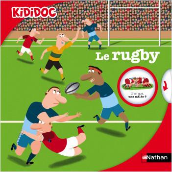 Le rugby - Livre animé Kididoc - Dès 6 ans