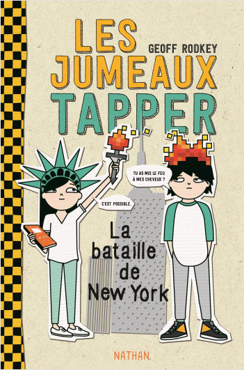 Les jumeaux Tapper - La bataille de New York