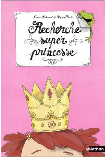 Recherche super princesse - Livre Pop-up - Dès 4 ans