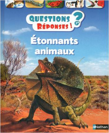 Étonnants animaux - Questions/Réponses - doc dès 7 ans