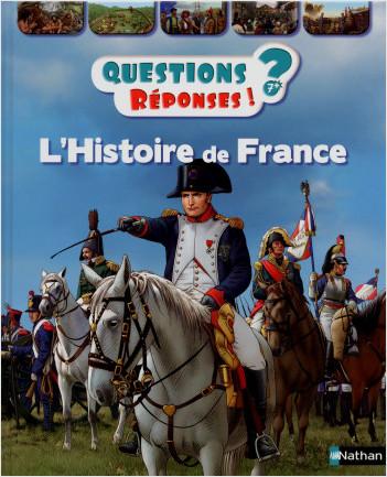 L'Histoire de France - Questions/Réponses -  doc dès 7 ans