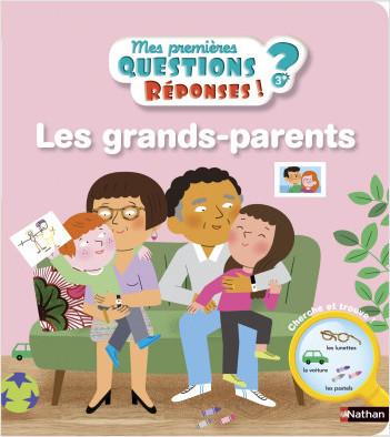 Les grands-parents - Mes premières questions/réponses - doc dès 3 ans