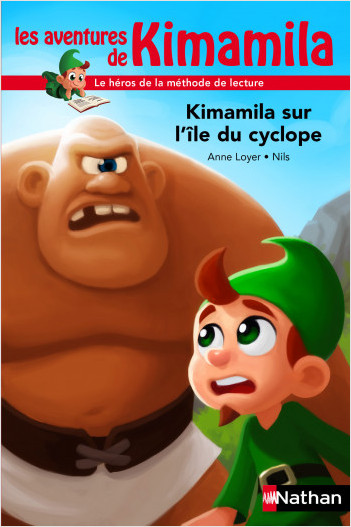 Kimamila sur l'île du cyclope - Dès 6 ans