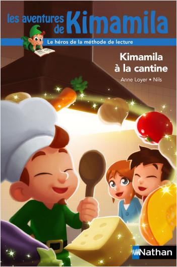 Kimamila à la cantine - Dès 6 ans