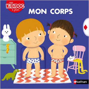 Moncorps - Livre animé Kididoc - Dès 2 ans