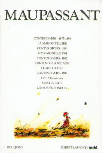 Contes et nouvelles - Tome 1
