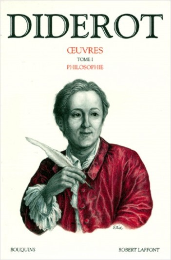 Oeuvres de Denis Diderot - T.1 - Philosophie