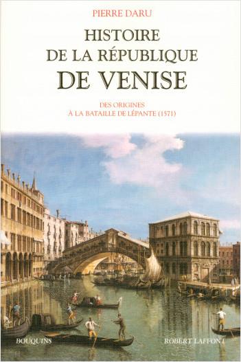 Histoire de la république de Venise - Tome 1