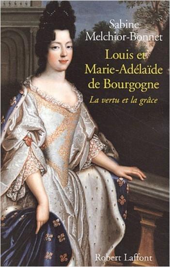 Louis et Marie-Adélaïde de Bourgogne