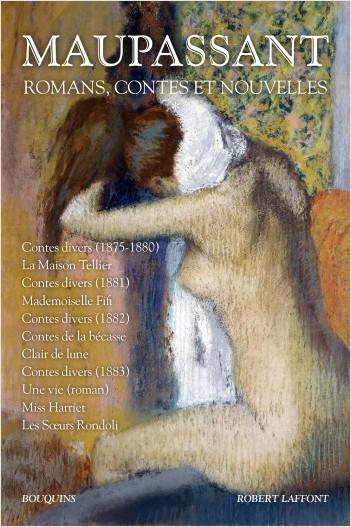 Romans, contes et nouvelles - Tome 1