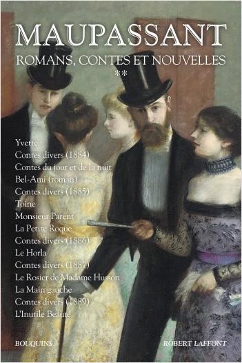 Romans, contes et nouvelles - Tome 2
