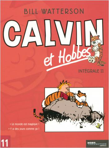 Intégrale Calvin et Hobbes T11