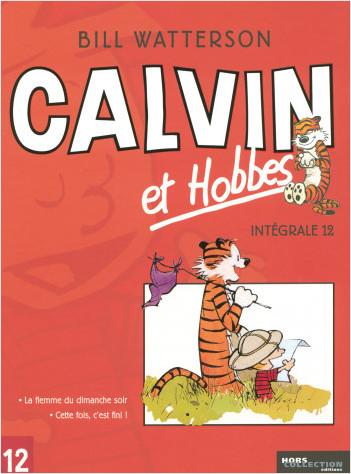 Intégrale Calvin et Hobbes T12