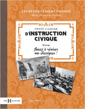 Petit cahier d'instruction civique
