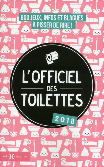 L'officiel des toilettes 2018