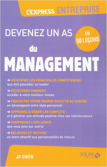 Devenez un as du management