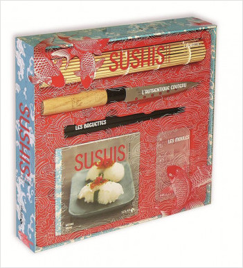 Coffret sushis
