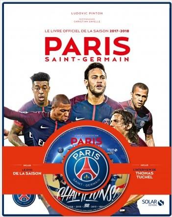 Coffret PSG saison 2017-2018 + DVD