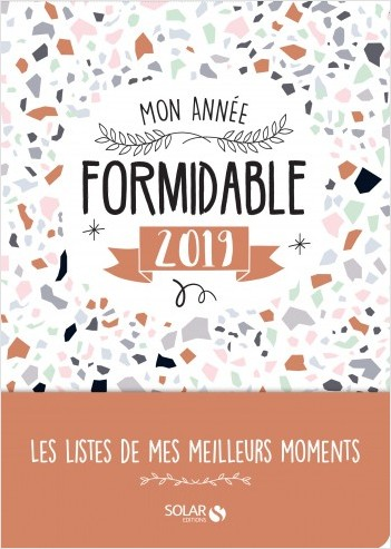 Mon année formidable 2019