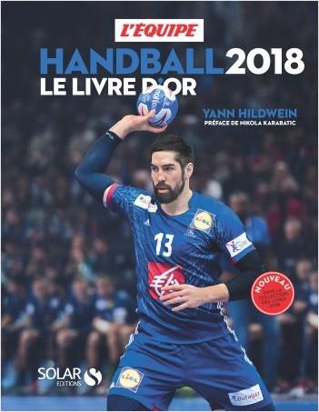 Livre d'Or du handball 2018