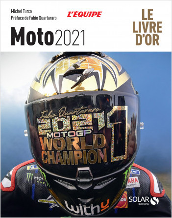 Livre d'or de la moto 2021