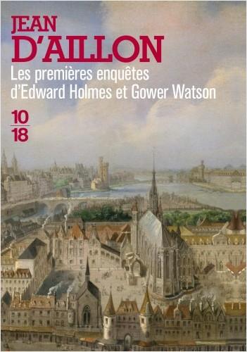 Les premières enquêtes d'Edward Holmes et Gower Watson - Big Book