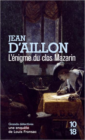L'énigme du clos Mazarin