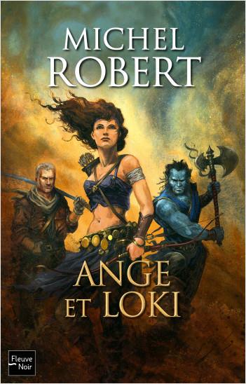 L'Agent des ombres - tome 8 : Ange et Loki