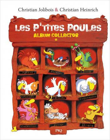 Les P'tites Poules - Album collector (Tomes 01 à 04)