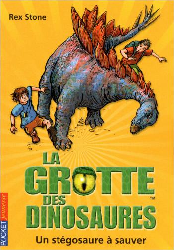 La grotte des dinosaures : Un stégosaure à sauver