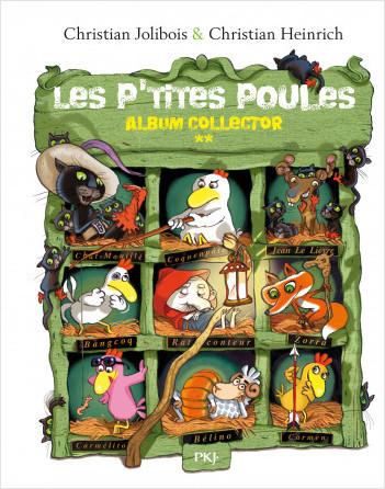 Les P'tites Poules - Album collector (Tomes 05 à 08)