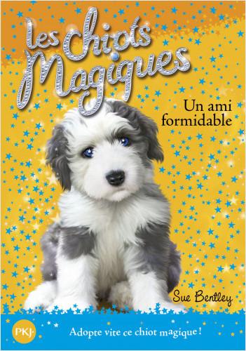 Les chiots magiques - tome 08 : Un ami formidable