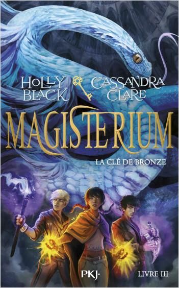 Magisterium - tome 03 : la clé de bronze