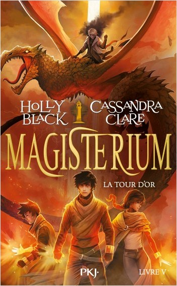 Magisterium - tome 05 : La Tour d'or
