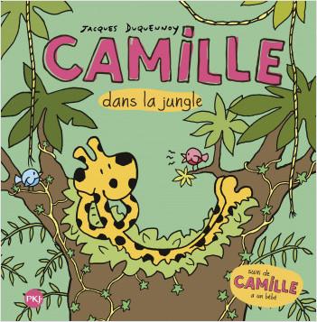 Camille dans la jungle + Camille a un bébé