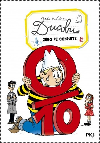 L'élève Ducobu - tome 05 :  Zéro de conduite