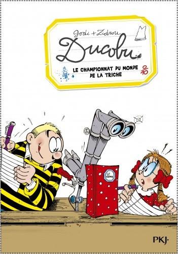 Ducobu - tome 06 : Le championnat du monde de la triche