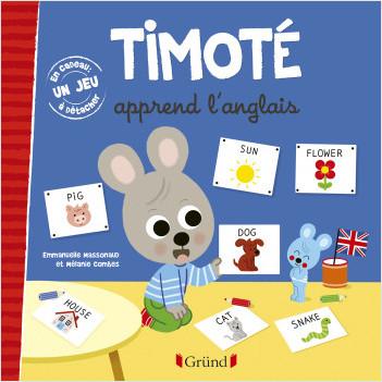 Timoté apprend l'anglais – Album Jeunesse – À partir de 3 ans