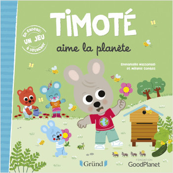 Timoté aime la planète – Album Jeunesse – À partir de 3 ans