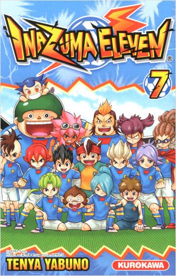 Inazuma Eleven - tome 07
