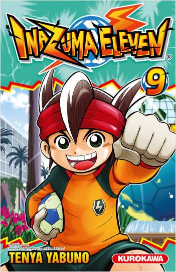 Inazuma Eleven - tome 09
