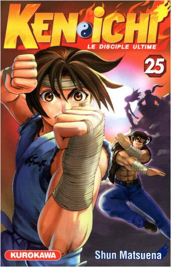 Ken-ichi - saison 1, Le Disciple ultime - tome 25
