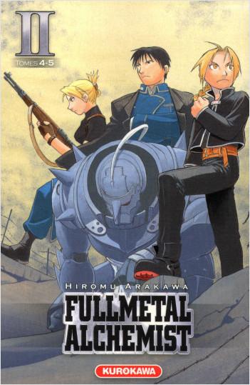 Fullmetal Alchemist - II (tomes 4-5)