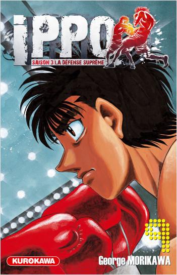 Ippo - saison 3, La défense suprême - tome 09