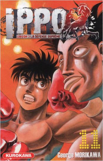 Ippo - saison 3, La défense suprême - tome 11