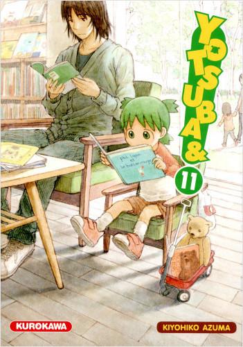 Yotsuba & ! - tome 11